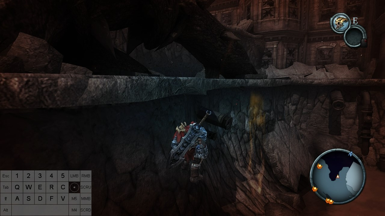 Not this exact spot but your angle is important. & Darksiders/any% - SDA Knowledge Base