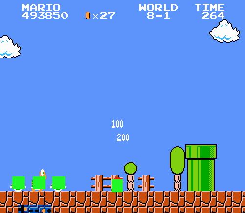 Super Mario Bros /Warpless Strategy - SDA Knowledge Base